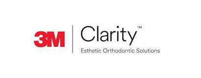 3M Clarity Logo, Minera Orthodontics Partner