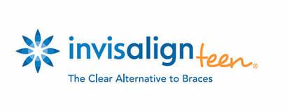 Invisalign Teen Logo, Minera Orthodontics Partner