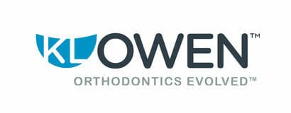 KLOwen logo, Minera Orthodontics Partner