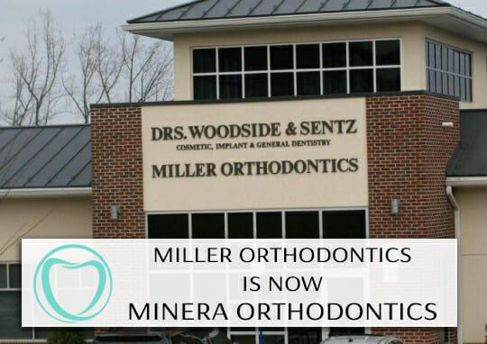 Minera Orthodontics Warrenton - braces in Northern Virginia - office exterior